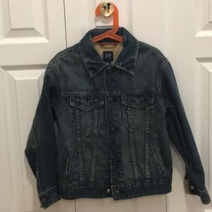 Boys GAP denim jacket